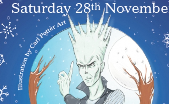 Jack's Back! The St Leonards Frost Fair 2015
