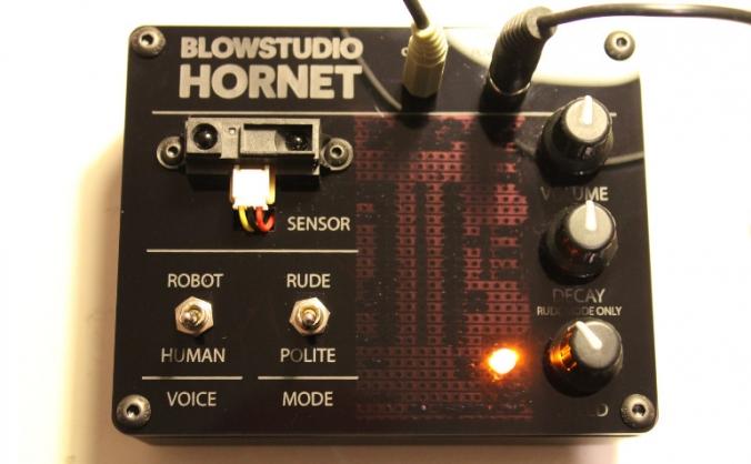 Blowstudio Hornet