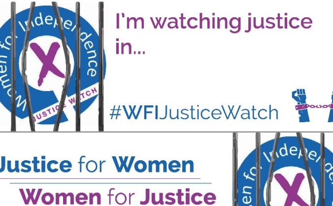 Publishing the WFI Justice Watch report