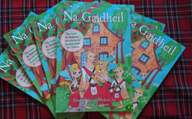 Na Gàidheil/The Gaels Childrens Gaelic Book Series