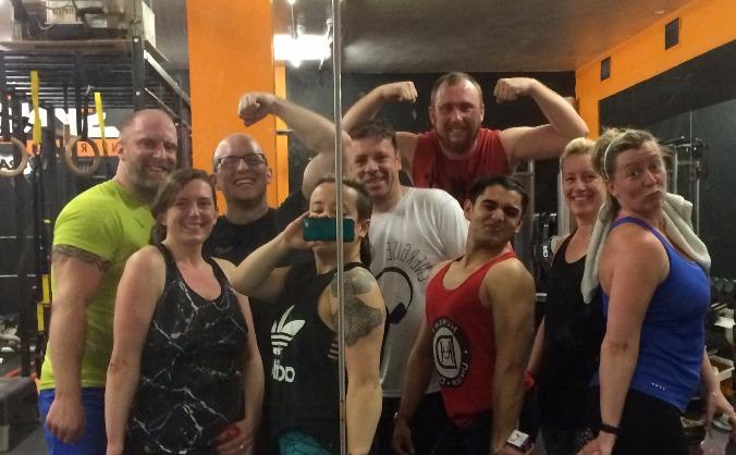 The Warrior Gym