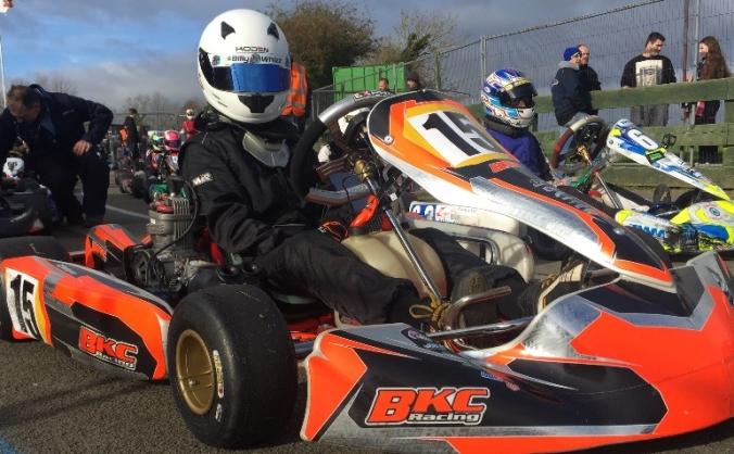 Callum's Karting Challenge