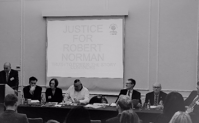 Justice for Robert Norman