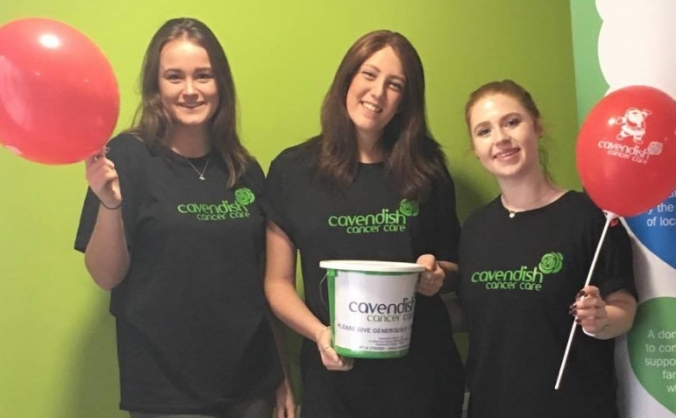 Help us fundraise for Cavendish Cancer Care!