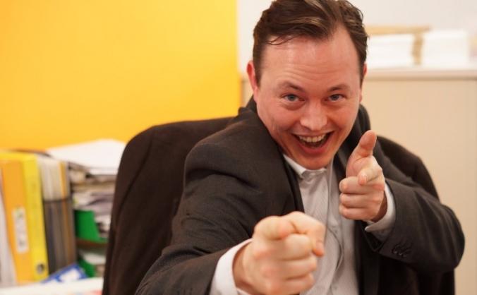 Phil's Marvellous Send-Off