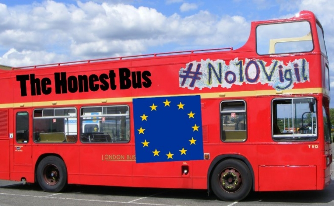 B**locks To Brexit Bus