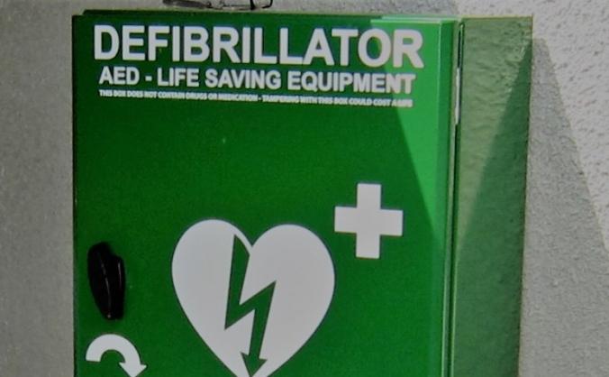Truscott Defibrillator