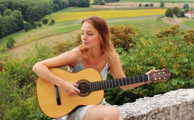 Help Young Musician get to her US Debut
