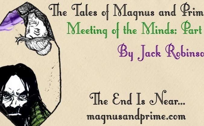 Magnus and Prime: A Fantasy Novel Series