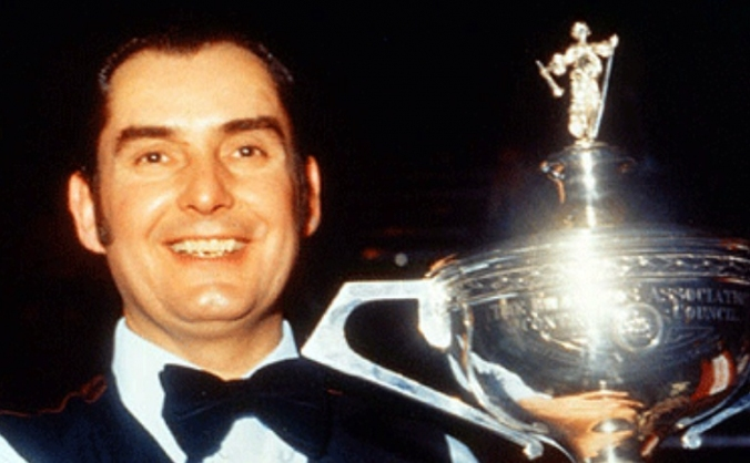 Ray Reardon Snooker World Champion (WT)