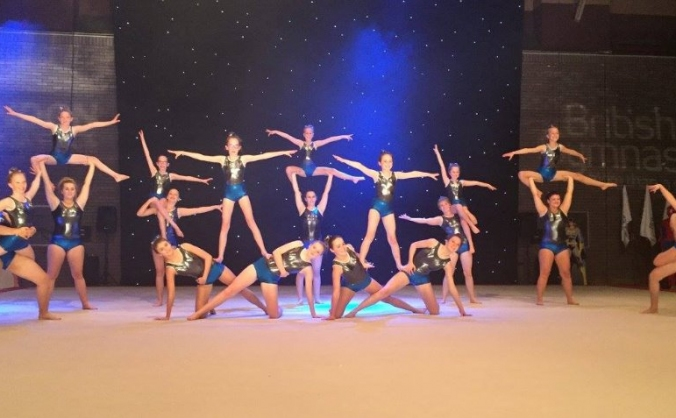 Help Zodiac Gymnastics Club fund a new home