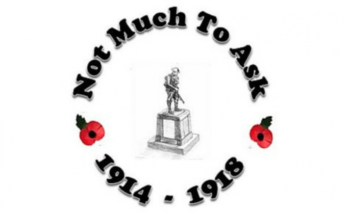 Not Too Much To Ask - Tursdale War Memorial