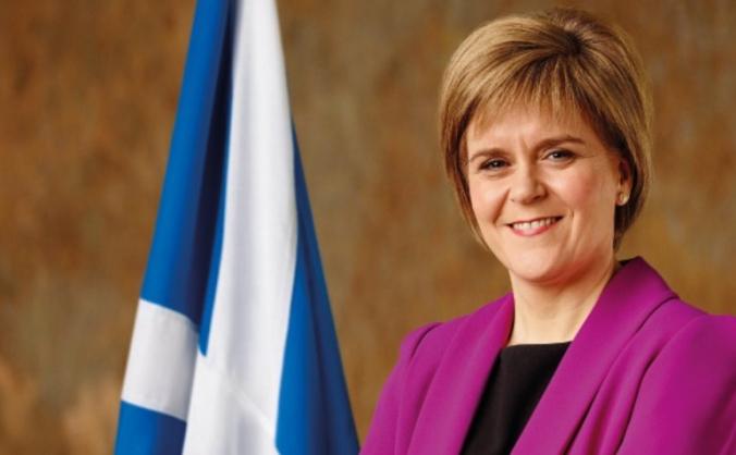 Re-elect Nicola Sturgeon MSP for Glasgow Southside