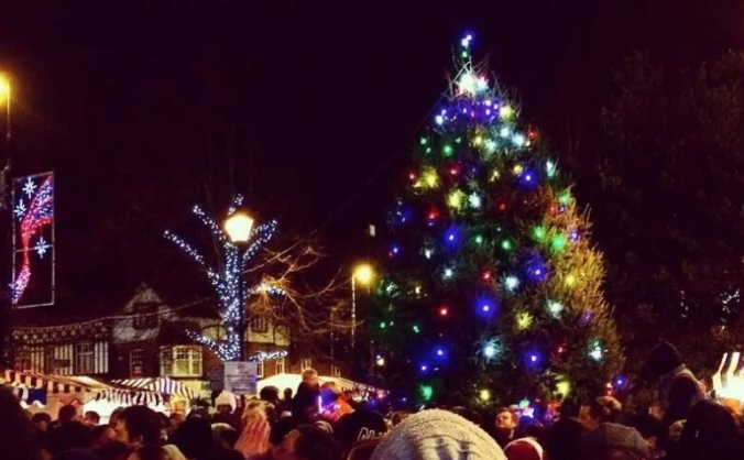 Moseley in Lights 2015