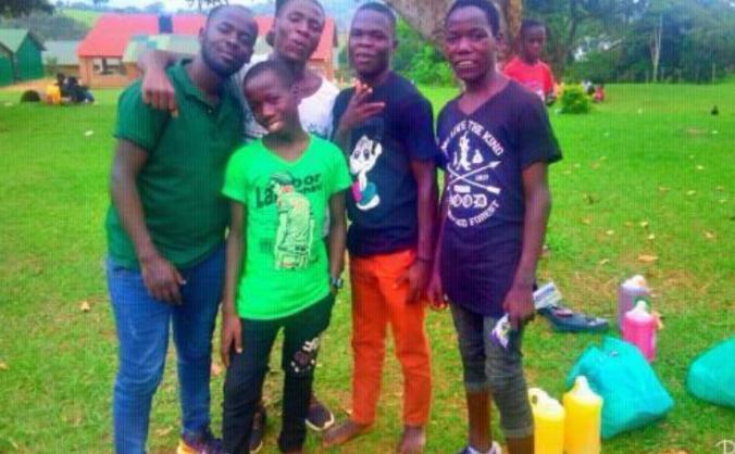 Kisenyi Boys Christmas