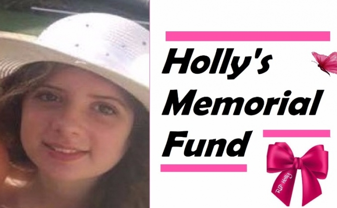Holly's memorial fund