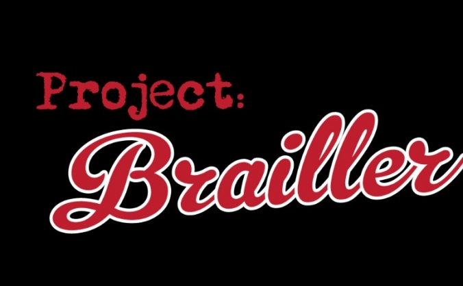 Project Brailler and Common Sense