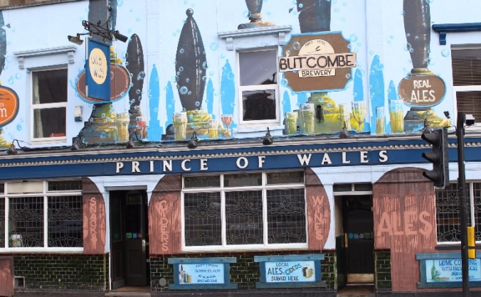 Save the Prince of Wales