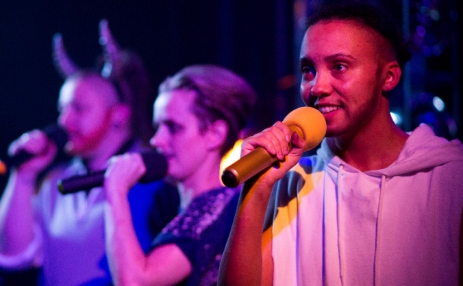 Camden People's Theatre Associate Artist Scheme