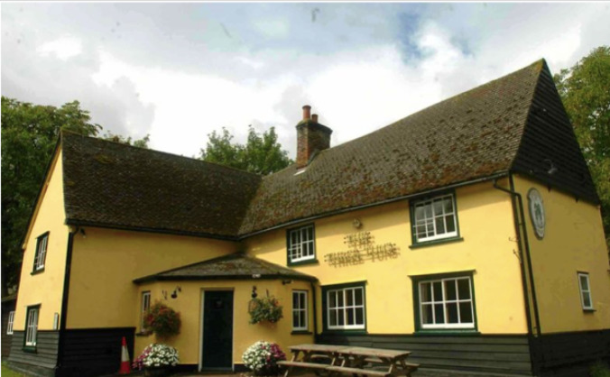 Save The Three Tuns - Guilden Morden