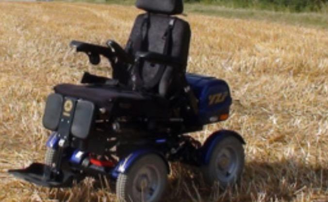 4x4 wheelchair