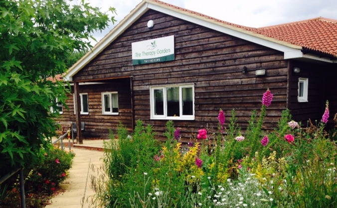 The Therapy Garden - Community Cafe