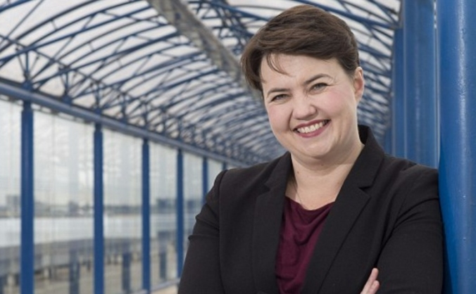 Ruth Davidson for Edinburgh Central