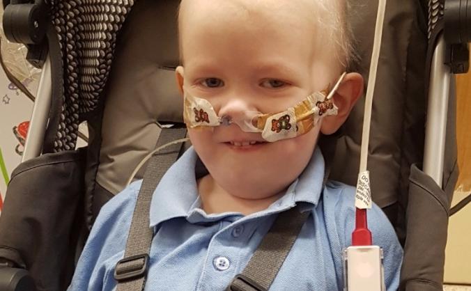 Thomas Bennett's cancer help fund
