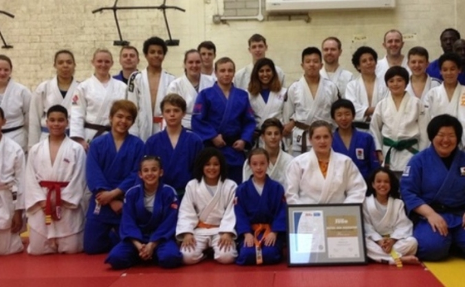 Ealing Judo Club Dojo-Quest