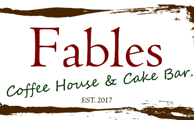 Fables Coffee House & Cake Bar.