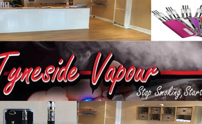 Save the Vape shop