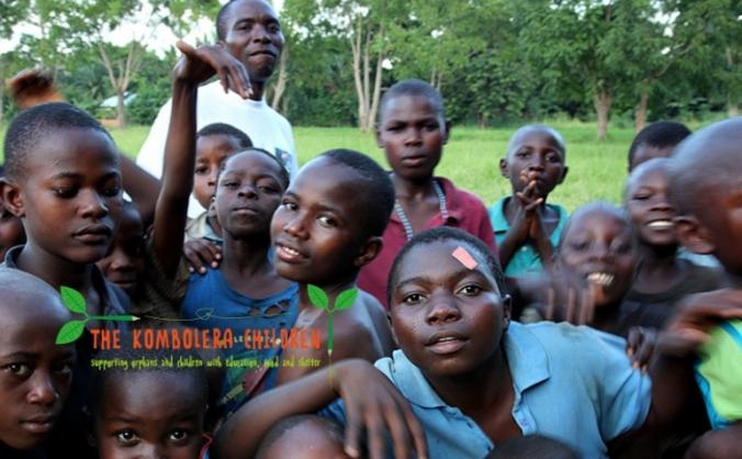 The Kombolera Children's orphanage