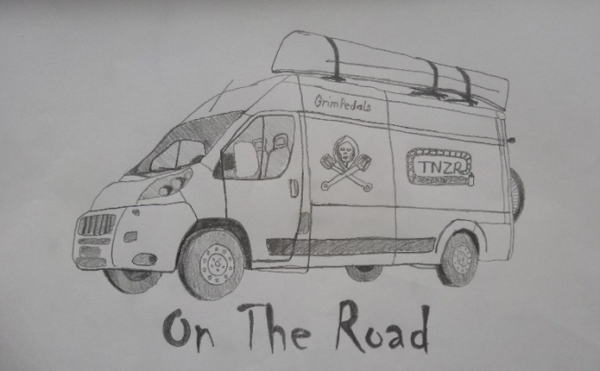 On The Road - A Charity Tour Of The UK