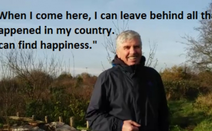 Audacious Veg Welcomes Refugees