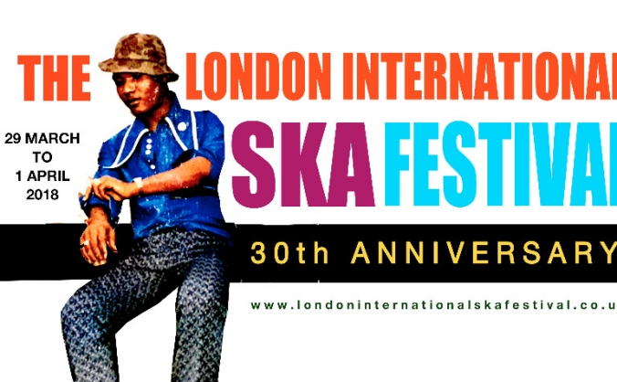 The London Intl Ska Festival fundraiser