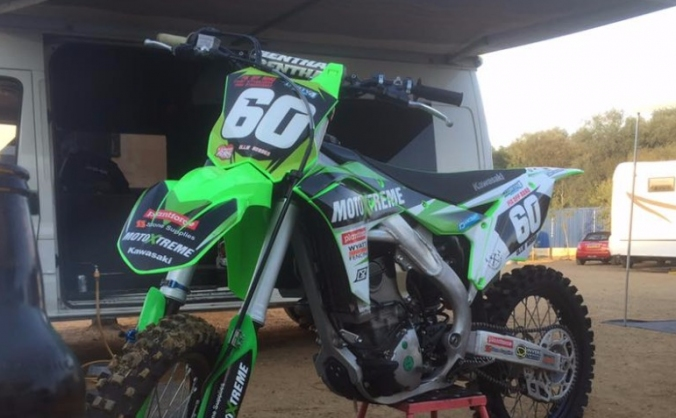 HELP RAISE FUNDS TO REPLACE CHILDS STOLEN MX BIKE