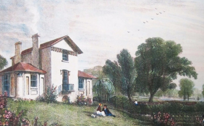 Saving Sandycombe: JMW Turner's Twickenham Retreat