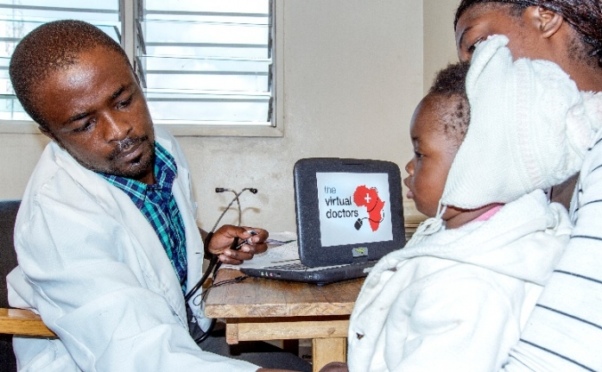 Virtual Doctors: empowering African health centres