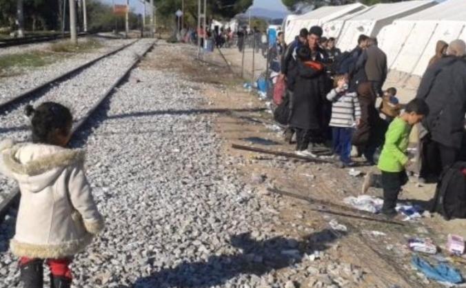 Refugee Movement Aid Kernow