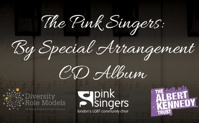 The Pink Singers Album: By Special Arrangement