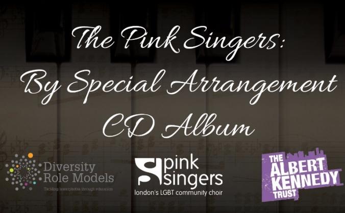 The Pink Singers Album: By Special Arrangement