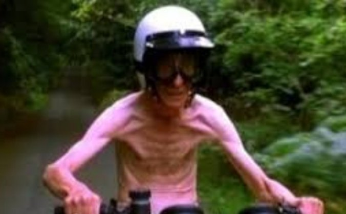 Help needed to fix loyal Ipswich fans moped