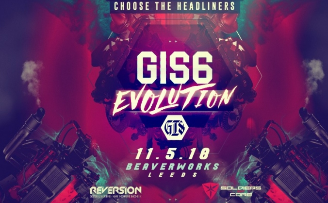GIS6:Evolution