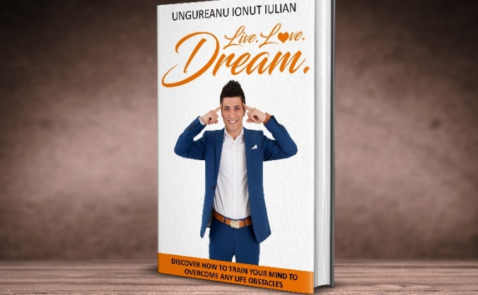 Give Life to my book Live Love Dream
