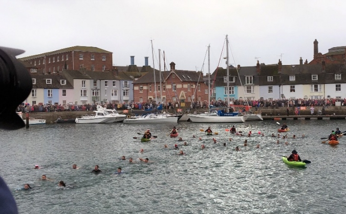 Weymouth Harbour Swim