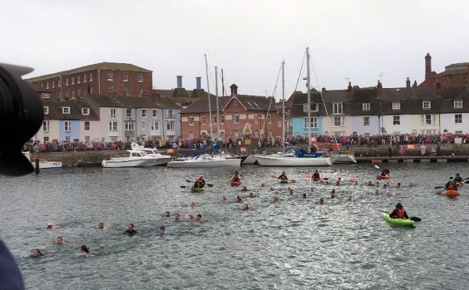 Weymouth Harbour Swim