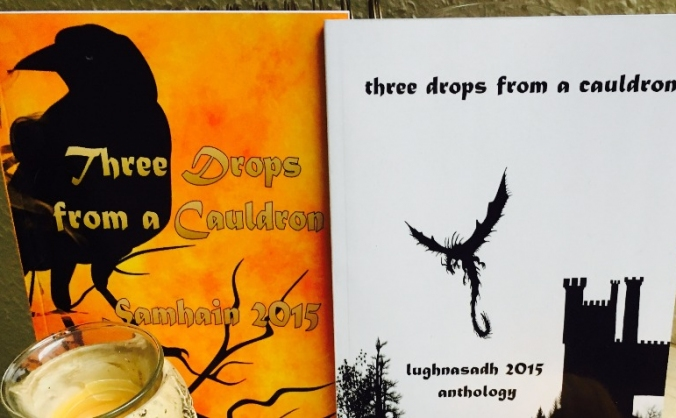 Three Drops Press 2016 Books and Pamphlets