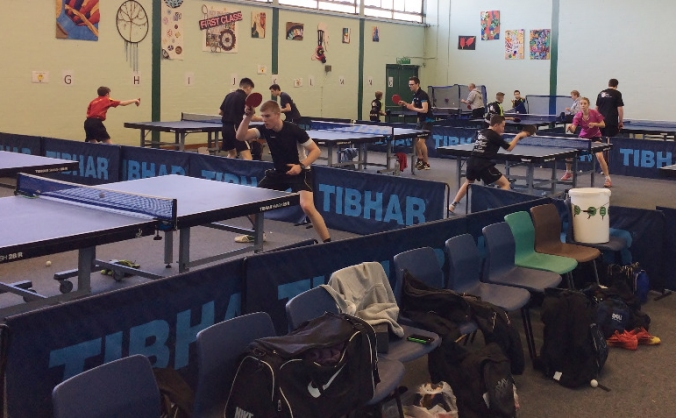 Bishop Auckland Table Tennis Centre