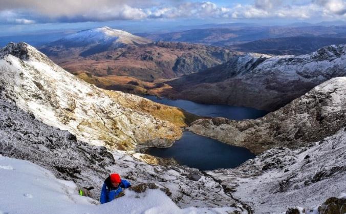 Climb Snowdon Challenge