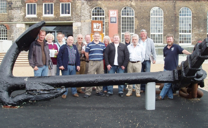 The Big Anchor Project